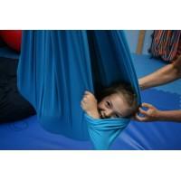 Lycra cocoon hammock