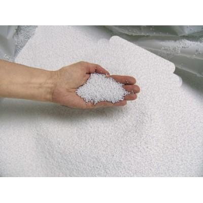 boîte de billes de polystyrène