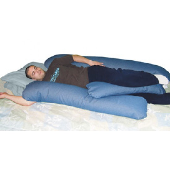 Weighted body pillow