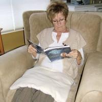 Nature sensée calming heatable 2kg cushion
