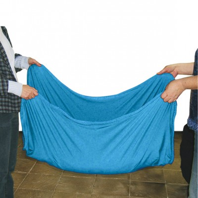 Portable lycra hammock