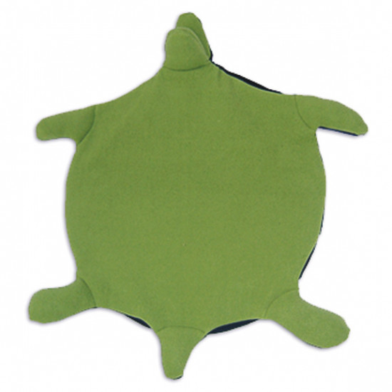 "Motion cushion ""Wiggly turtle"""