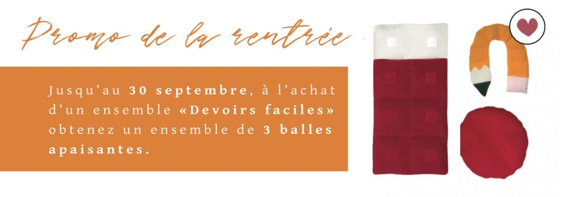 Promotion Septembre