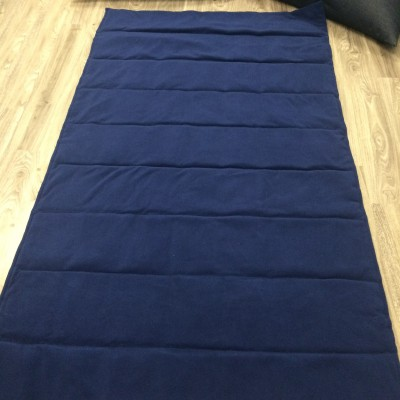 Weighted blanket protective cover